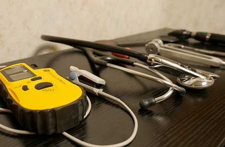 Specialized Diagnostic Tools used in office